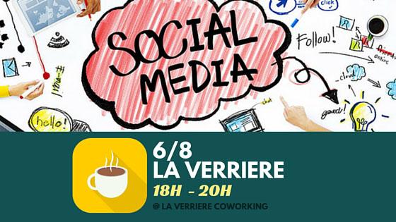 23/06/2016 : 6/8 La Verrière [Développer son activité avec les médias sociaux]
