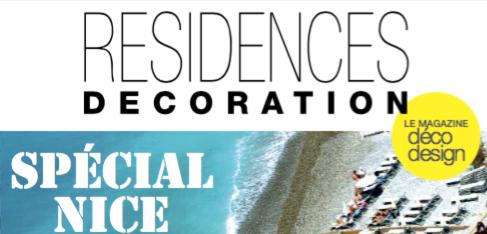 Dossier spécial Nice n° 129 Résidences Décoration