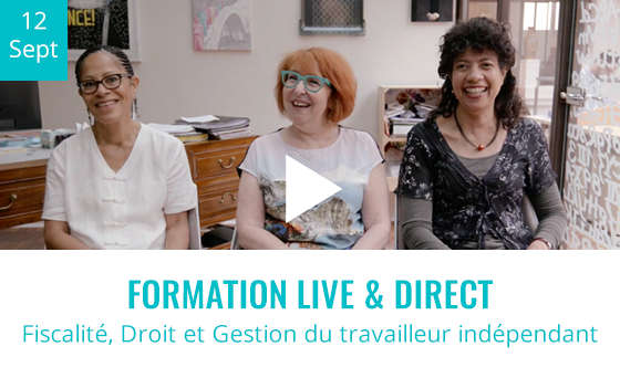 SAVE THE DATE – FORMATION LIVE – 12 Sept. 2018