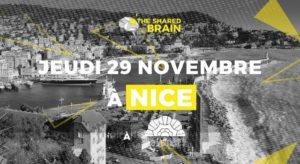 The Shared Brain Session 100% entrepreneurs @ La Verrière   Nice   Provence-Alpes-Côte d'Azur   France