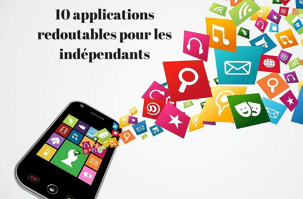 Productivité : 10 applications redoutables pour les indépendants
