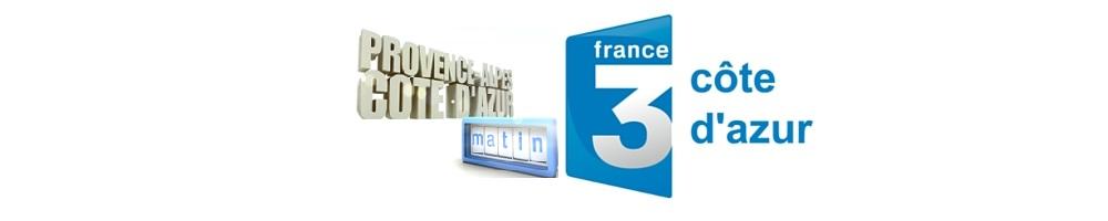 France 3 Côte d'Azur 08/03/2016