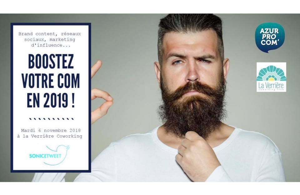 #SoNiceTweet : Brand content, RS, marketing d'influence… Boostez votre communication en 2019